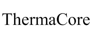 THERMACORE trademark
