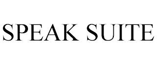 SPEAK SUITE trademark
