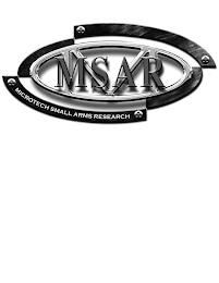 M MSAR MICROTECH SMALL ARMS RESEARCH trademark