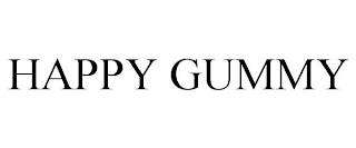 HAPPY GUMMY trademark