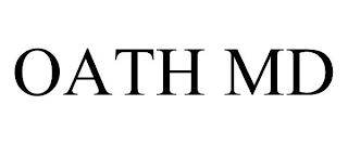 OATH MD trademark