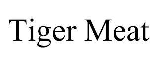 TIGER MEAT trademark