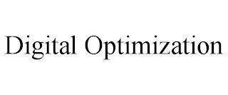 DIGITAL OPTIMIZATION trademark
