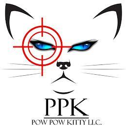 PPK POW POW KITTY LLC trademark