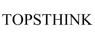 TOPSTHINK trademark