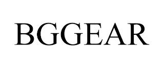 BGGEAR trademark