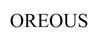 OREOUS trademark
