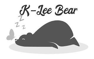 K-LEE BEAR trademark