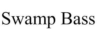 SWAMP BASS trademark