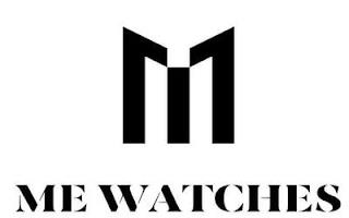 ME WATCHES M trademark