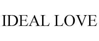 IDEAL LOVE trademark