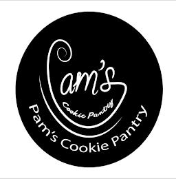 PAM'S COOKIE PANTRY PAM'S COOKIE PANTRY trademark