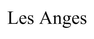 LES ANGES trademark