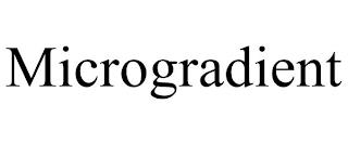 MICROGRADIENT trademark