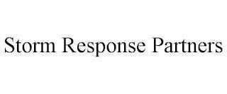 STORM RESPONSE PARTNERS trademark