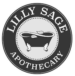 LILLY SAGE APOTHECARY trademark