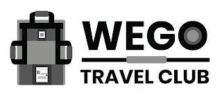 WEGO TRAVEL CLUB trademark