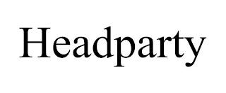 HEADPARTY trademark