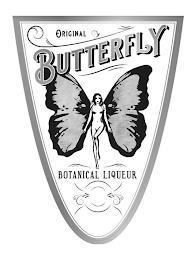 ORIGINAL BUTTERFLY BOTANICAL LIQUEUR trademark