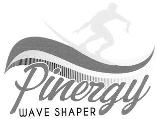 PINERGY WAVE SHAPER trademark