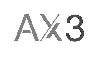 AX3 trademark