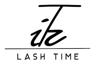 ITZ LASH TIME trademark