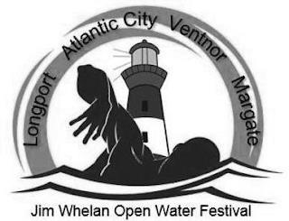 LONGPORT ATLANTIC CITY VENTNOR MARGATE JIM WHELAN OPEN WATER FESTIVAL trademark