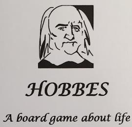 HOBBES A BOARD GAME ABOUT LIFE trademark