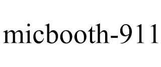 MICBOOTH-911 trademark