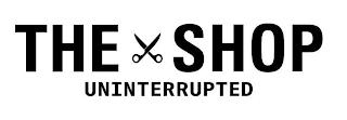 THE SHOP UNINTERRUPTED trademark