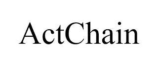 ACTCHAIN trademark