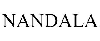 NANDALA trademark