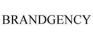 BRANDGENCY trademark