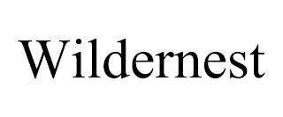 WILDERNEST trademark