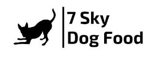 7 SKY DOG FOOD trademark