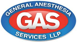 GAS GENERAL ANESTHESIA SERVICES LLP trademark