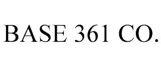 BASE 361 CO. trademark