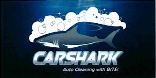CARSHARK AUTO CLEANING WITH BITE! trademark