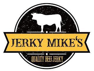 JERKY MIKE'S QUALITY BEEF JERKY trademark
