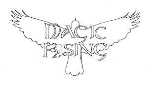MAGIC RISING trademark