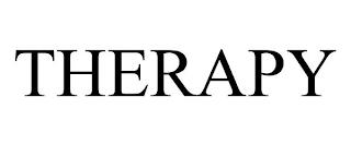 THERAPY trademark