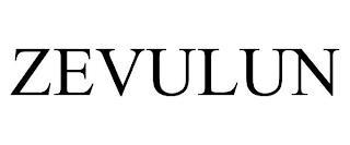 ZEVULUN trademark