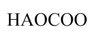 HAOCOO trademark