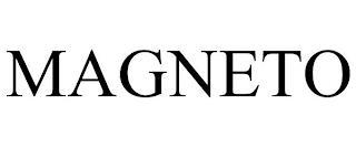 MAGNETO trademark