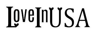 LOVEINUSA trademark