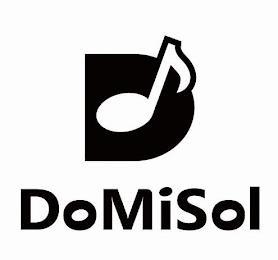 D DOMISOL trademark