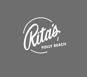 RITA'S FOLLY BEACH trademark