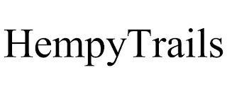 HEMPYTRAILS trademark