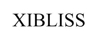 XIBLISS trademark
