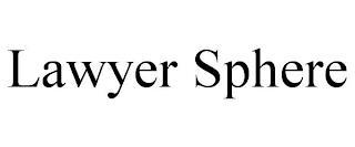 LAWYER SPHERE trademark